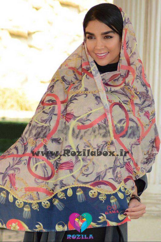 روسری نخی کد 203
