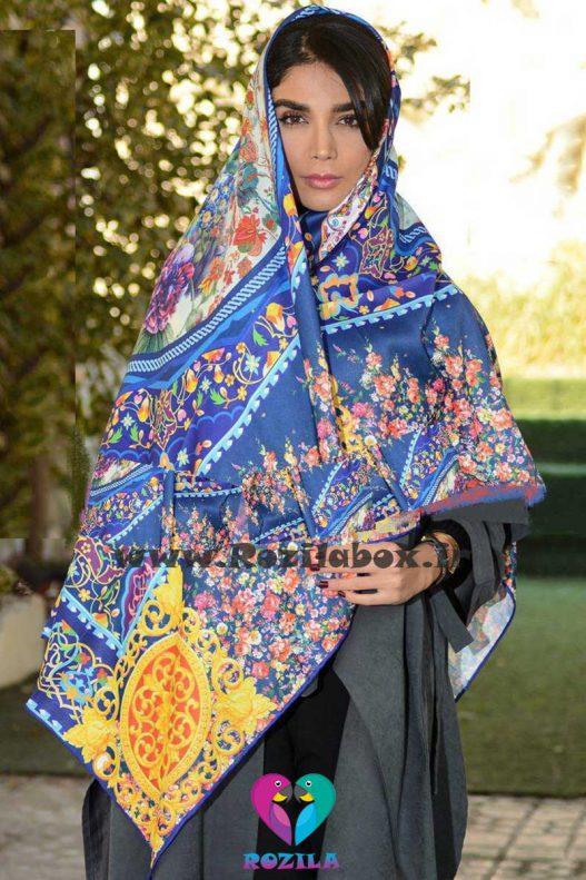 روسری نخی کد 202
